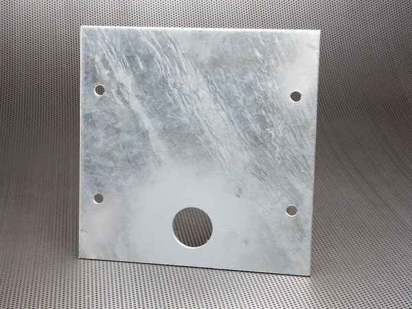 trussforte steel orifice plate, steel flange, steel annular chamber, Orifice flange, metal orifice