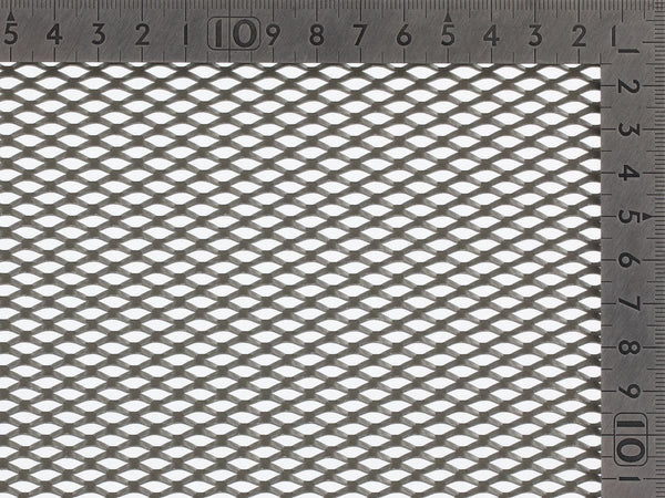 TrussForte Expanded Mesh sheets, galvanised, security screens, balustrading mesh, trellis mesh