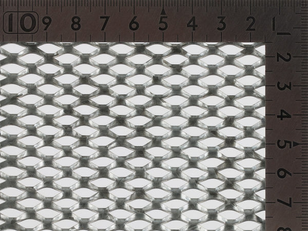expanded mesh, TrussForte ORNAMESH® security screens, balustrading mesh, trellis mesh, animal mesh