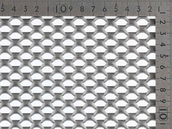 Expanded Metal Mesh, architectural mesh, civil construction mesh, council, prison mesh