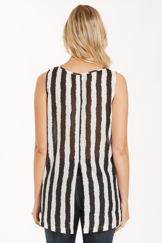 peekaboo back shirt
