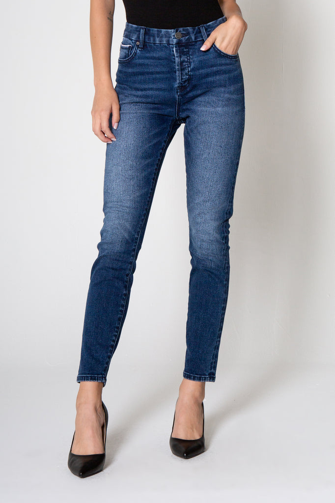 "10 1/2"" OLIVIA SUPER HIGH RISE SKINNY IN COLVILLE"