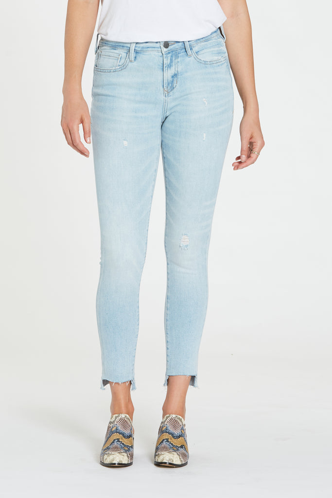 "9 1/2"" HIGH RISE GISELE JEANS PINECREEK"