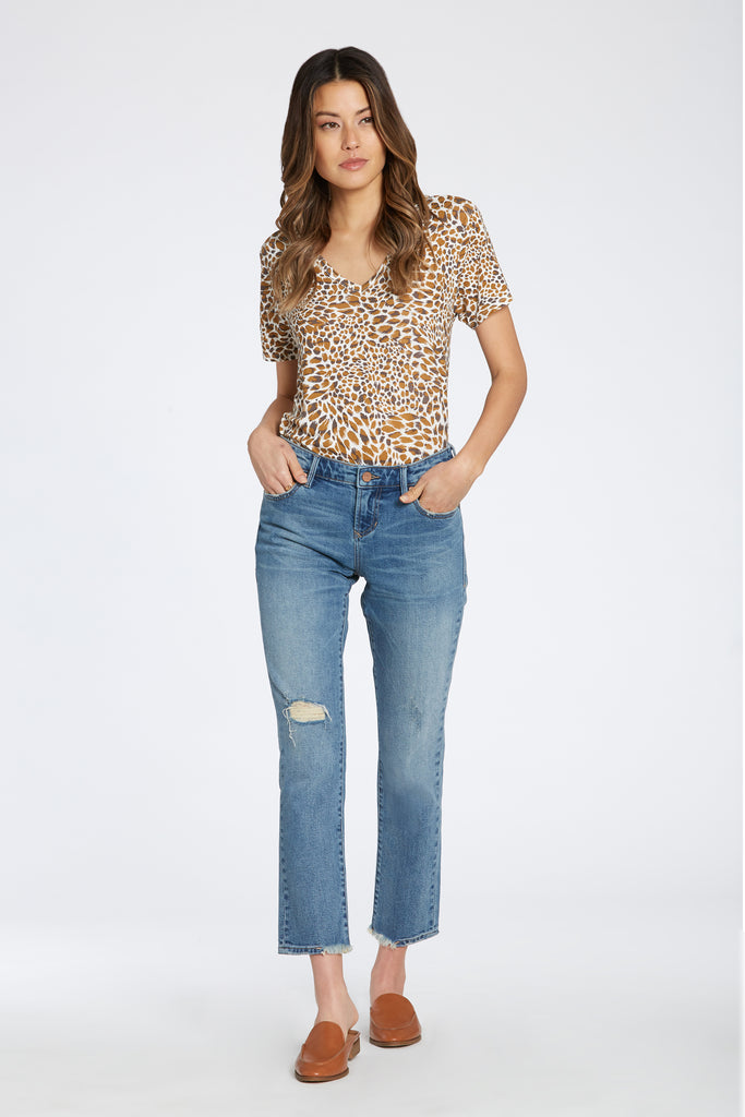 "9 3/4"" SUPER HIGH RISE AIDEN GIRLFRIEND JEANS IN MIDDELTON"