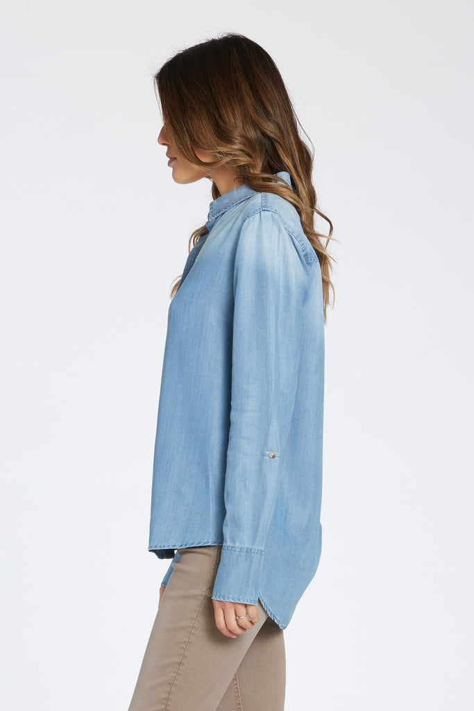 OPAL DENIM SHIRT