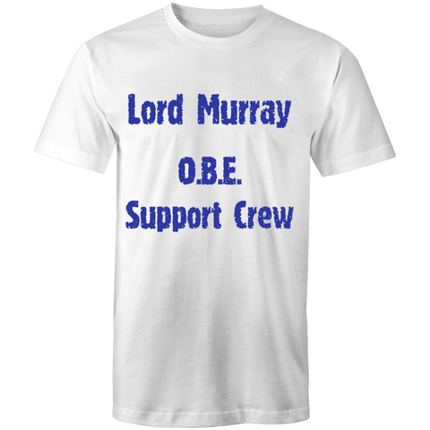 Support Crew - larger sizes
