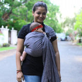 Soul Cotton Ring Sling - Lead