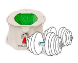 TRON disposable potty (white) - 3 Pack