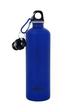 Cheeki 750ml Water Bottle - Blue