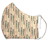 Cloth pocket face mask - Abacus