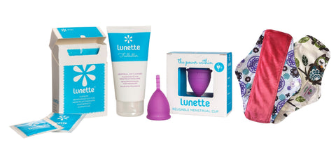 Lunette Deluxe Pack - Pads (Model 2)