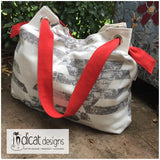 Indicat Tote bag (Quarry Granite)