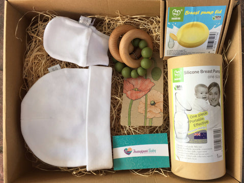 Baby gift box - Organic Cotton