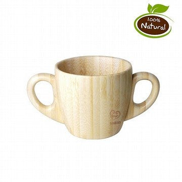 Haakaa Natural Bamboo Kids Cup