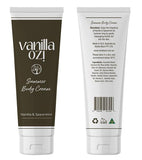 Vanilla Ozi Summer Body Cream 125ml Tube