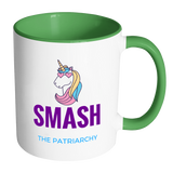 Mug - Smash the Patriarchy