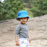 Frozen Linen Baby Sun Hat (3-5 years)