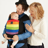 Hug A Bub Original Organic Pocket Stretch Wrap - Rainbow