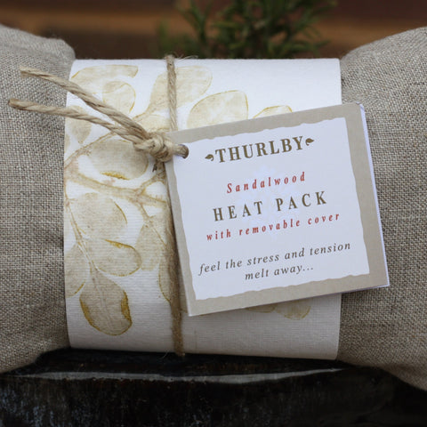 Thurlby Sandalwood Heat Pack