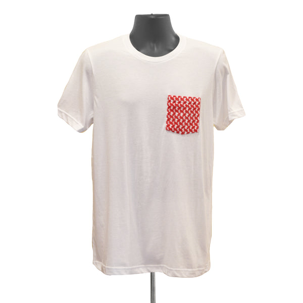 White Hatta Kufiya Pocket Tee™