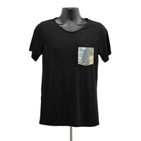 Fashion Fit Arabic Map Pocket Tee™