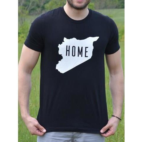 Syria Home Shirt