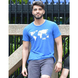 World Map Home Tee