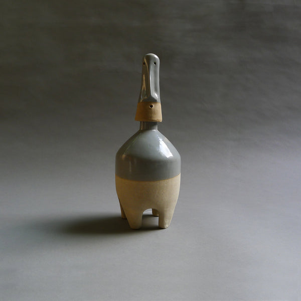 BOTTLED UP, GREY//UNGLAZED - SAAKI