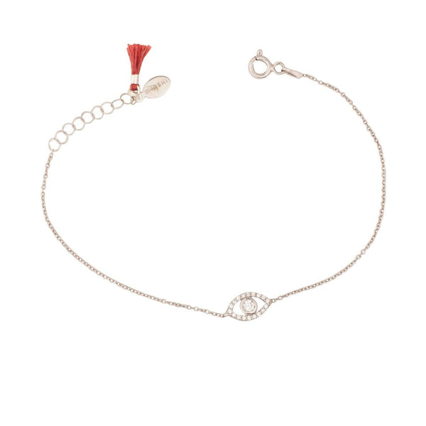 EYE CHAIN BRACELET - SAAKI