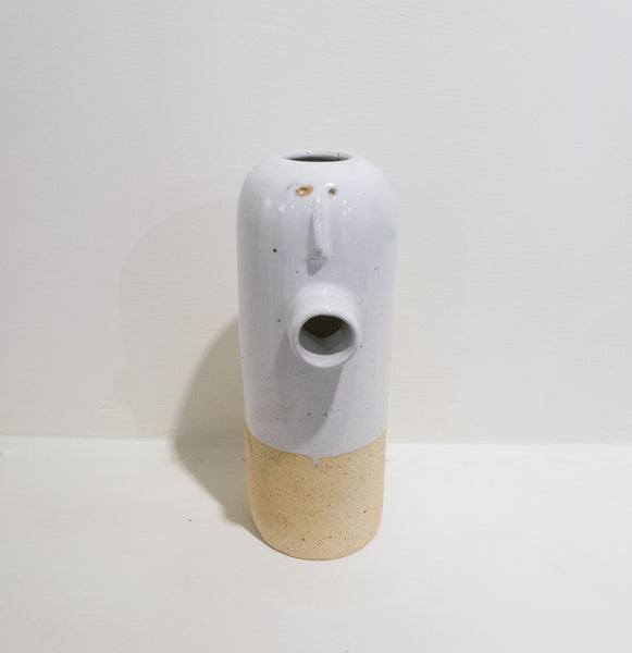 HOLLER, WHITE//UNGLAZED - SAAKI