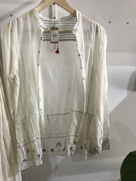 Injiri Button Up Shirt - SAAKI