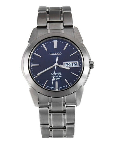 Seiko Men's SGG729 Titanium Bracelet Watch