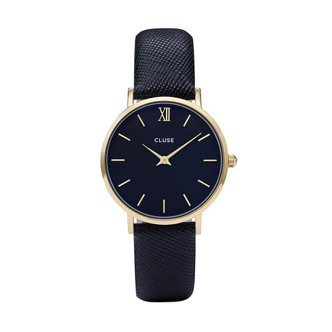 Minuit Gold/Midnight Blue
