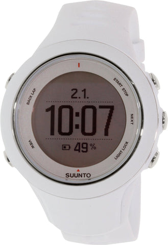 Suunto Ambit3 Sport GPS Heart Rate Monitor Black, One Size