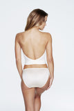 Backless Long-line Bra - Sense Lingerie  - 3