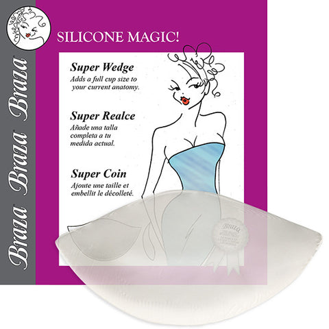 Dolly Silicone Magic Pads - Sense Lingerie  - 1
