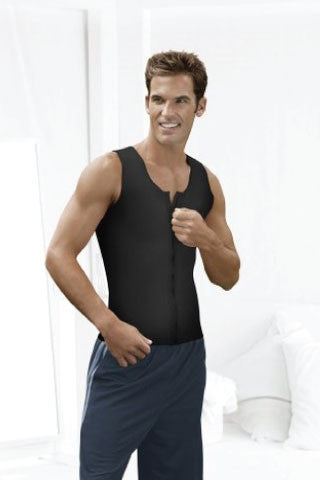 Core 2 Waist and Back Trainer Vest for Men - Sense Lingerie  - 1
