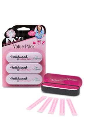 Hollywood Fashion Tape Value Pack - Sense Lingerie