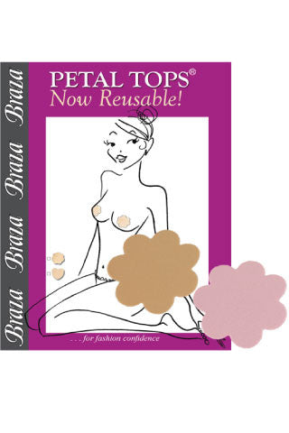 Petal Tops Reusable - Sense Lingerie  - 1