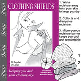 Clothing Shields - Sense Lingerie  - 2