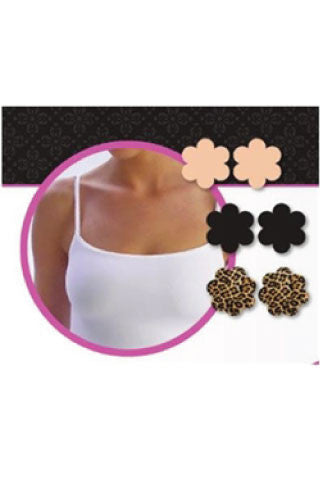 Satin Nipple Covers Assortment - Sense Lingerie