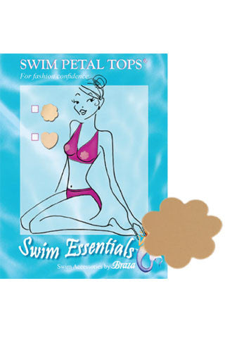 Swim Petal Tops Disposable - Sense Lingerie  - 1