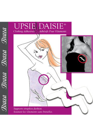 Upsie Daisie Clothing Adhesives - Sense Lingerie
