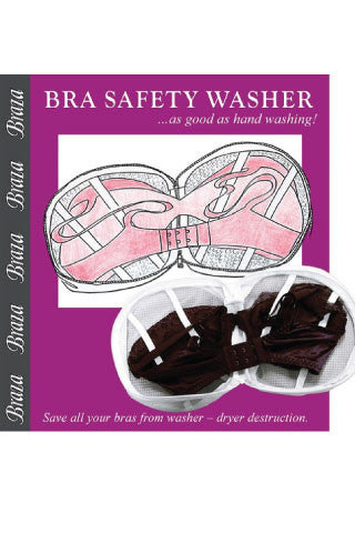 Bra Safety Washer - Sense Lingerie