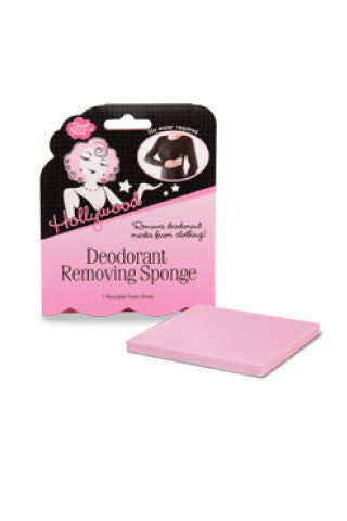 Hollywood Squares Deodorant Removing Sponge - Sense Lingerie  - 1