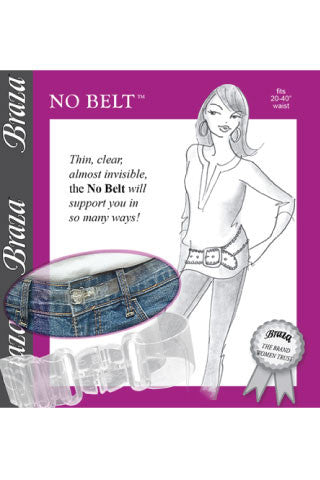 Braza No Belt Invisible Belt - Sense Lingerie  - 1