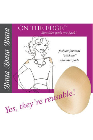 On the Edge Shoulder Pads - Sense Lingerie