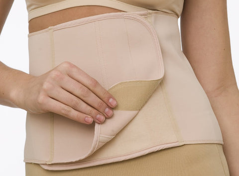 "Waist Nipper 9"" Belly Band - Sense Lingerie  - 1"