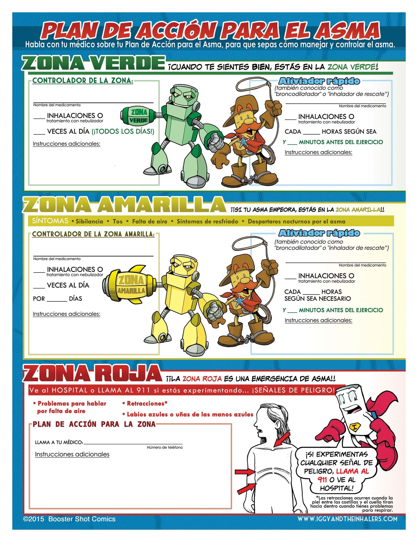 Clinic Resources Spanish Iggy And The Inhalers