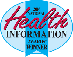 National Health Information Awards 2016